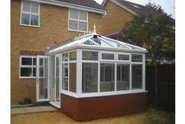 traditional edwardian conservatory style