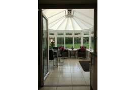 internal bifold door