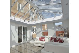 New Livin Room Orangery Trade Conservatories 2u