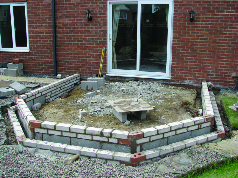 Diy house foundation uk