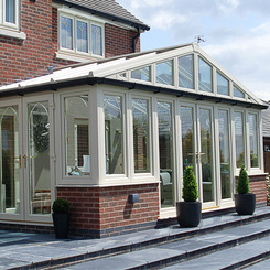 Why pay more when you can build your own Conservatory?