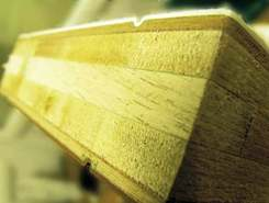 laminated timber construction