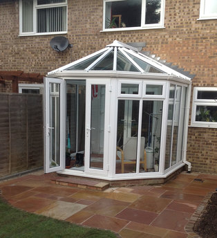 Replacement Victorian Conservatory