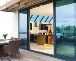 Visoglide patio door