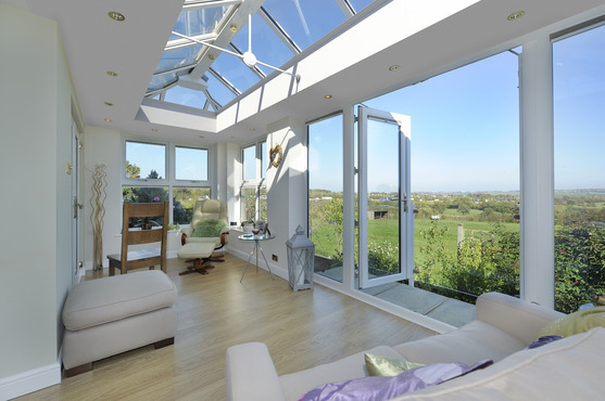 Using A Conservatory As A Living Room
